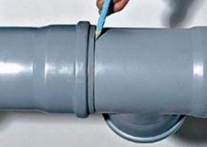 способы соединения пластиковых труб с металлическими