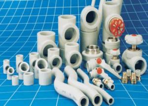 соединение металлических труб с полипропиленовыми трубами