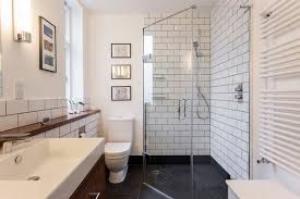 размер душевых кабин для маленьких ванных комнат
