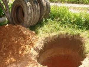 выгребная яма своими руками без откачки из бочки