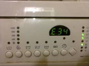 из стиральной машины не сливается вода