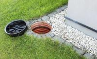 канализационный колодец устройство схема