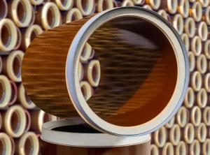 монтаж  керамических труб