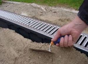 лотки водоотводные бетонные без решетки