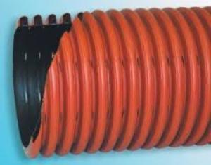 перфокор труба дренажная гофрированная перфорированная соединение