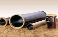 купить керамическую канализационную трубу