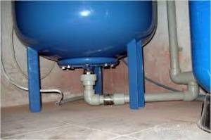 водоснабжение частного дома из скважины схема видео
