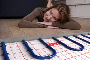 ремонт термостата для теплого пола