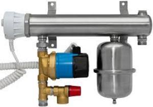 термостат для теплого пола водяного механический