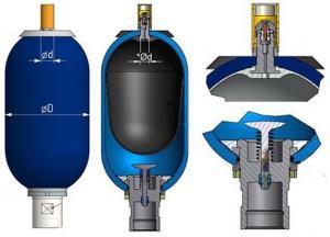 гидроаккумулятор для систем отопления устройство и принцип работы