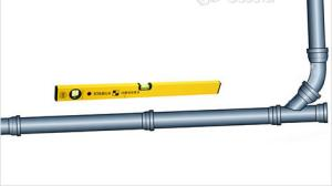 наружная канализация уклон трубы и глубина