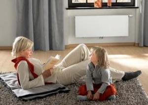 температура воздуха в квартире соответствующая санитарным нормам
