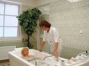 минерально жемчужные ванны показания и противопоказания
