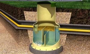 жироуловитель для канализации из столовой цена