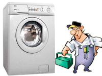организация слива воды из стиральной машинки