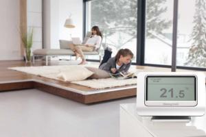 температурный график системы отопления снип