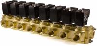 электромагнитный клапан для воды нормально закрытый купить