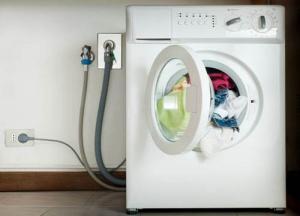 кран проходной для стиральной машины