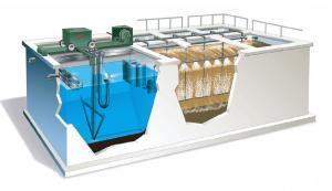 отстойники хозяйственно-бытовых для сточных вод