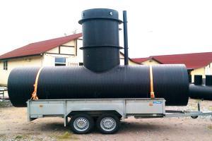 конструкция отстойников для очистки сточных вод