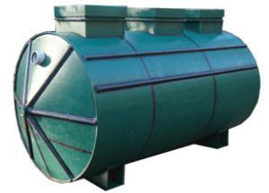 отстойники для очистки сточных вод