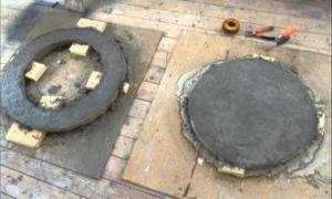 как сделать сливную яму в частном доме