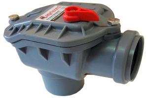 обратный клапан на канализацию 110