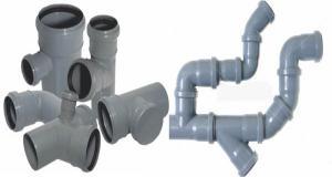 тройник канализационный 110х110х110 размеры цена