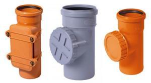 как установить тройник на канализационную трубу