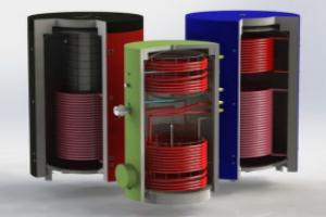 установка теплового аккумулятора в систему отопления