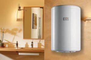 ремонт накопительный газовый водонагреватель