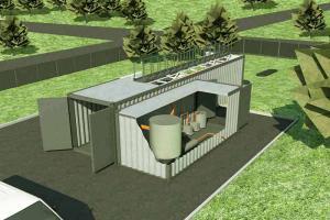 санитарно защитная зона локальных очистных сооружений