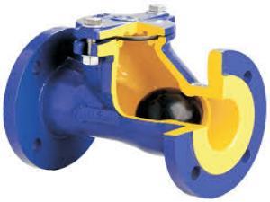 устройство обратного клапана для воды