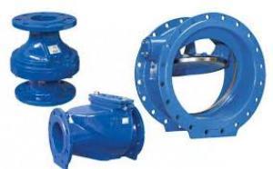 установка обратного клапана на воду