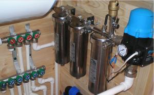 прокладка водопровода в частном доме своими руками