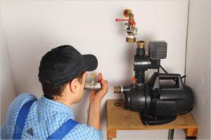 ремонт насосной станции метабо своими руками