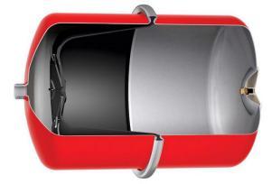 установка мембранного расширительного бака в системе отопления