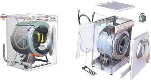 как отремонтировать стиральную машину lg своими руками