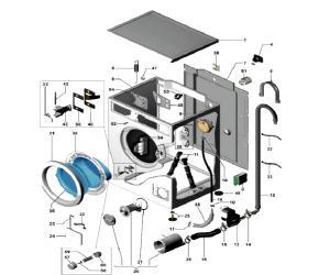 ремонт сливного насоса стиральной машины своими руками