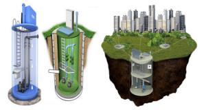 кнс канализационная насосная станция grundfos