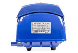 замена компрессора септика топас