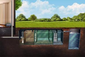 энергонезависимый септик для загородного дома