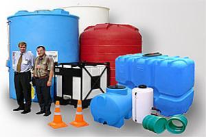 пластиковые подземные резервуары для воды