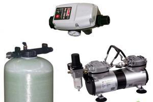воздушный компрессор для аэрации воды